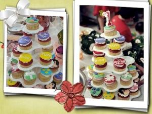 The Customizable Cake